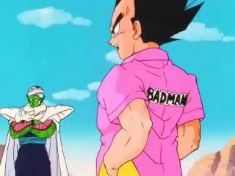 Trunks Le Dice A Goku Quienes Son Sus Padres.