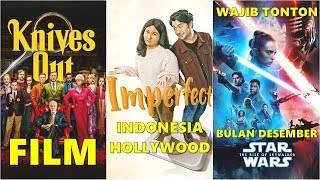 Film Indonesia & Hollywood Wajib Tonton di Desember 2019