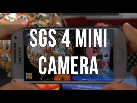 Samsung Galaxy S4 Mini Camera - vs Galaxy S4 and iPhone 5