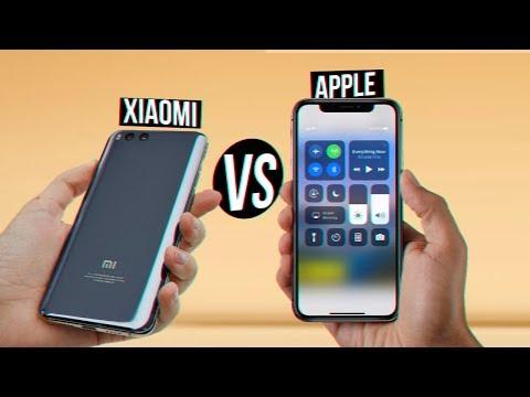 КУПИТЬ - IPHONE ИЛИ XIAOMI в 2018???