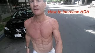 How to increase HGH. Human Growth Hormone up 2000% without supplements?