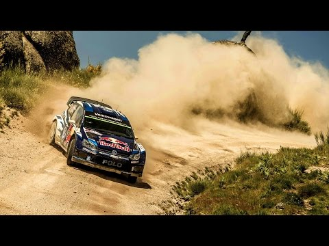 Rally Highlights from Vodafone Rally De Portugal