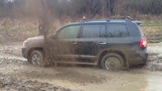 Toyota Land Cruiser 200 - Hard Offroad 4x4 & Mudding