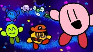 Original Characters | Kirby Animation