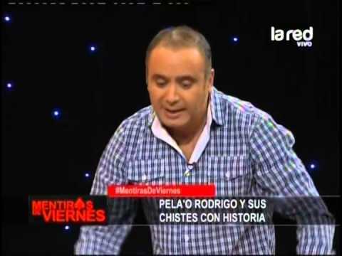 Pelao Rodrigo y su chiste ¡Camina Lázaro!