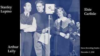 Stanley Lupino & Elsie Carlisle -