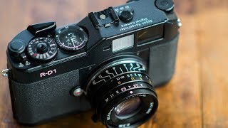 Review - The Epson R-D1 - A budget friendly Leica MD alternative
