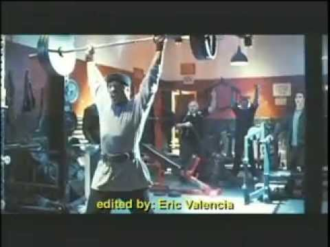 ROCKY TRAINING MONTAGE (training scenes from all the Rocky films)