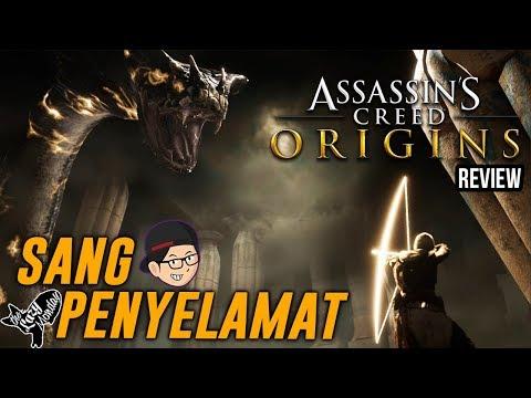 Review Assasin's Creed Origins, DAHSYAT !!! Ini Dia Penyelamat Serial Assasin's Creed - Lazy Review