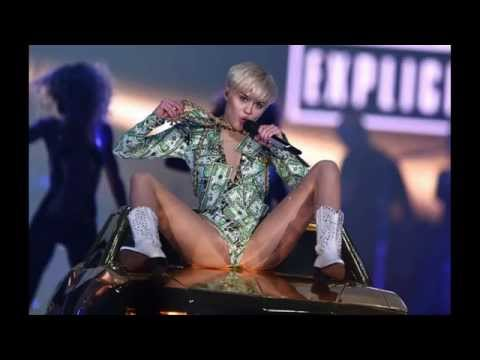 Miley Cyrus Photo Collection While Performing In Many Live Stages video