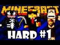 Insetos Super HardCore #1: Esqueletos Infinitos XD - Minecraft
