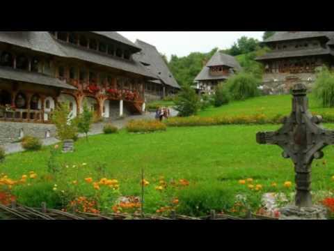 Manastirea Barsana Maramures video