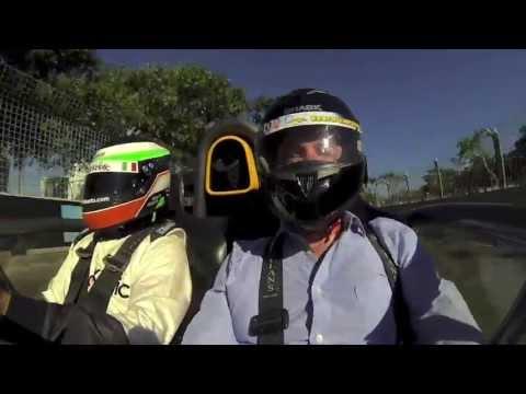 Top Gear Festival Durban - Street Circuit Passenger rides in Ariel Atom