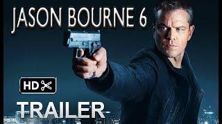 JASON BOURNE 6- Trailer # 1 (2019) Matt Damon Action Movie EXCLUSIVE (fan made)