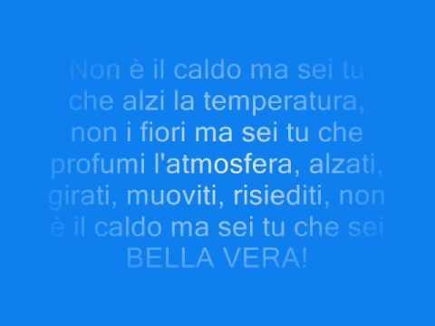 Bella Vera - Max Pezzali