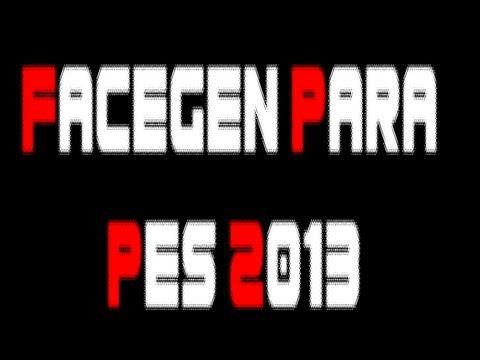 Tutorial - Usar o Facegen Para Criar Faces Para PES 2013 - TPG
