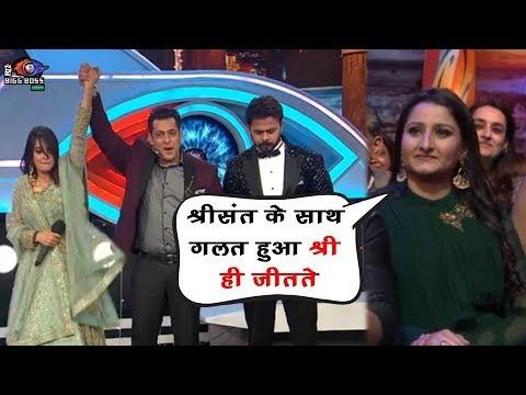 Bigg Boss 12 : Sreesanth की हार से निराश पत्नी Bhuvneshwari, कहा ये जिसे सुन दंग रह जायेंगे आप