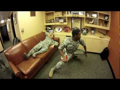 AFROTC Det 825 Fall 2012 Dining Out Grog Video