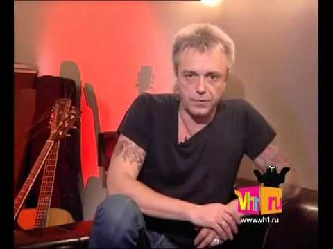 "12 апреля 2007 - Группа АлисА в программе ""Vip-файл"" (канал ""VH-1"")"