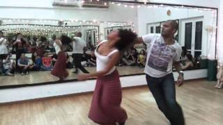 Ne-Yo - One In A Million [zouk routine]