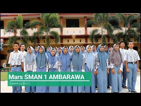 Mars SMAN 1 AMBARAWA - Pringsewu (Official Video)