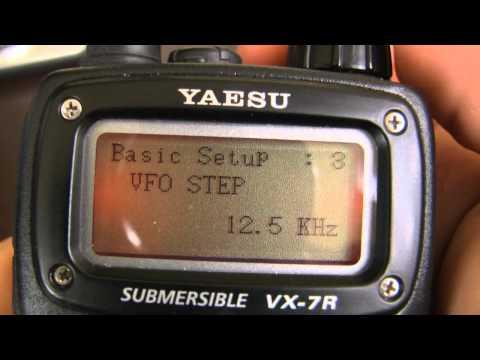 Yaesu VX-7 R/E Review Prezentacja