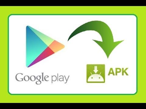 كيف تحصل على ملفات APK   لتطبيقات متجر Google Play و تحميلها   على حاسوبك