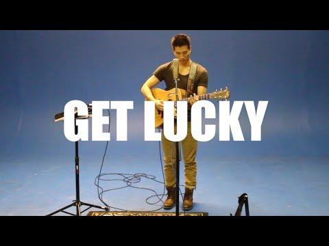 Get Lucky - Daft Punk (violin/guitar/vocal cover)