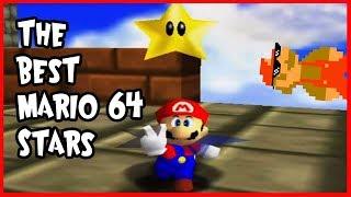 The Best Super Mario 64 Stars - Nintendo 64