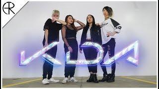 [APRICITY] K/DA - POP/STARS (Madison Beer, (G)I-DLE, Jaira Burns) Dance Cover