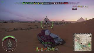 World of Tanks - Ps4 - Zizka - Sand River - Ace Tanker & Devastator