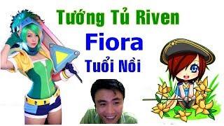 TOP Riven   Tuyên Bố Fiora Ngậm No Hành - ThrowThi