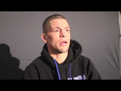 TUF 18 Nate Diaz Talks Maynard Trilogy Wanting to Fight on UFC on FOX  Womens MMA