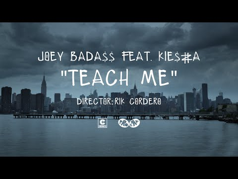 "Joey Bada$$ ft. Kiesza - ""Teach Me"" (Official Music Video)"