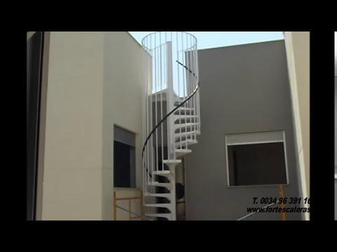 Escalera de Caracol Exit Plus