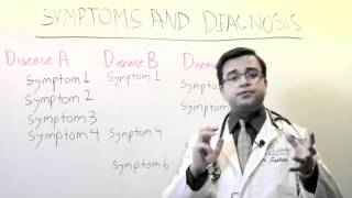 Medical Diagnosis: How doctors analyze symptoms to make diagnosis
