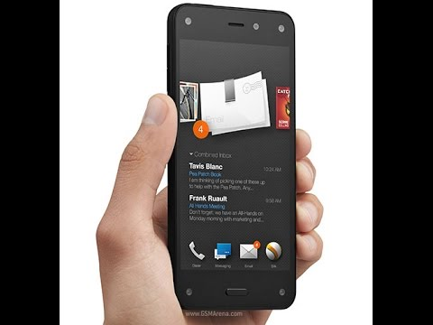 Why I bought the Amazon Fire Phone!