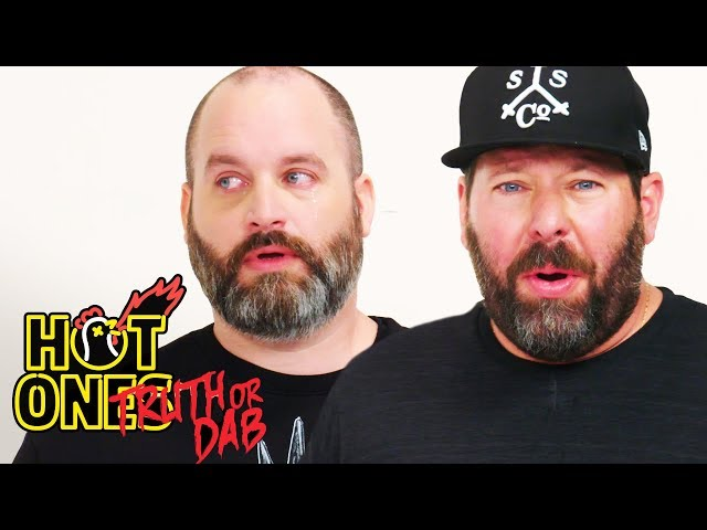 Tom Segura and Bert Kreischer Play Truth or Dab   Hot Ones thumbnail