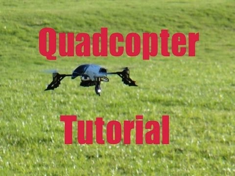 How to build a Quadcopter