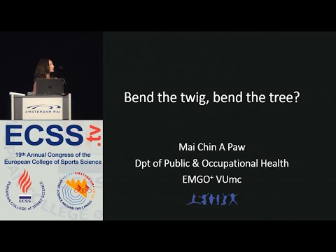 Bend the twig and bend the tree - Prof. Chin A Paw