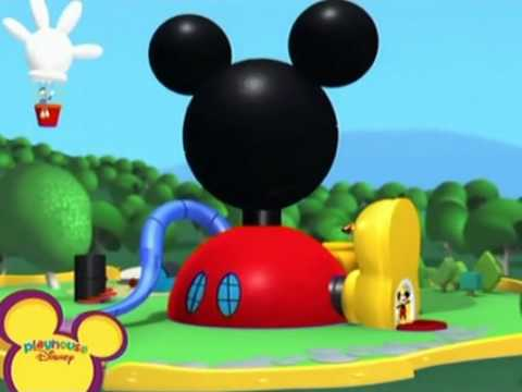 La casa di topolino sigla youtube for Casa immagini da colorare