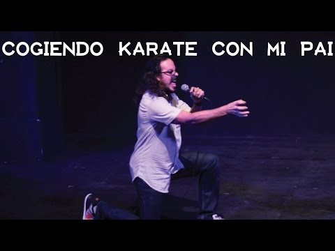 Cogiendo Karate
