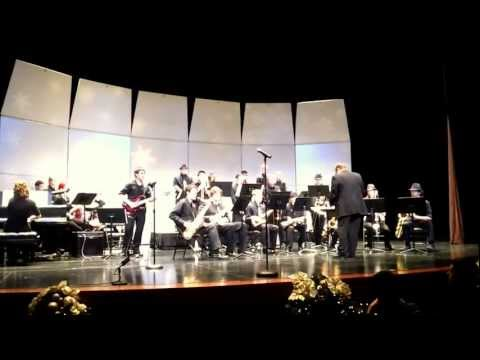 Director: N. Hanson, Arranged for RHIT Jazz Band by: K. Dorn Bass Clarinet: T. Pohl Alto Saxophone 1: E. Sanders Alto Saxophone 2: D. Lehmkuhl Tenor Saxophon...