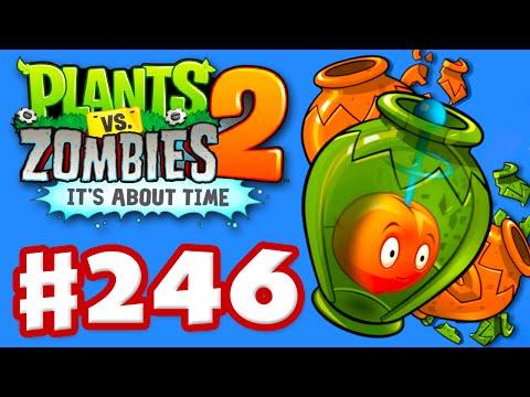Plants vs. Zombies 2: It's About Time - Gameplay Walkthrough Part 246 - Vasebreaker Sneak Peek!