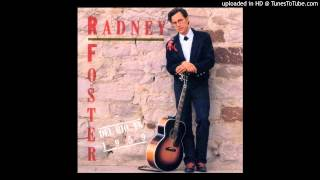 Watch Radney Foster Hammer And Nails video