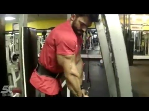 Sergi constance-full arms workout MUST WATCH.