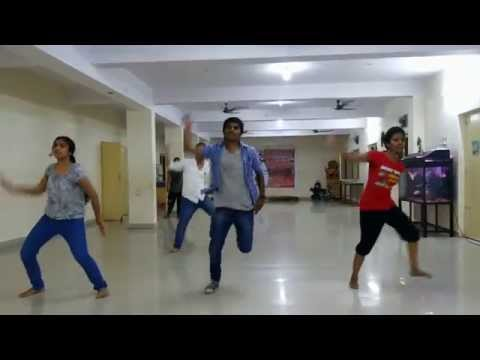 Gandi Baat - Arun Vibrato Choreography video