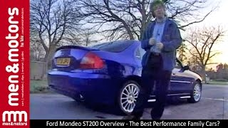 Ford Mondeo ST200 Overview - The Best Performance Family Car?