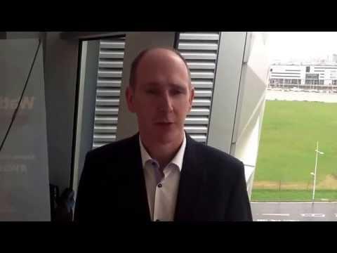 Shane Nolan, Director UK & Ireland SME for Google shares the highlights of his presentation