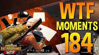PUBG Funny WTF Moments Highlights Ep 184 (playerunknown's battlegrounds Plays)